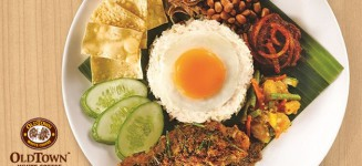 $20 For $25 Worth Of Food & Drinks @ Old Town White Coffee Restaurants