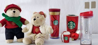 Starbucks launches Coffee Artistry & Christmas Curated Collectibles