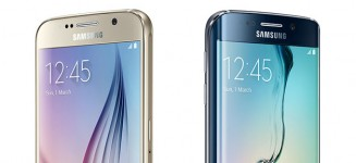 Samsung Galaxy S6 and S6 Edge smartphones are here
